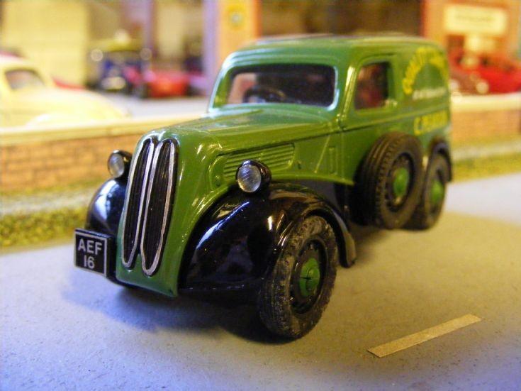 Corgi Classics - Ford/Fordson