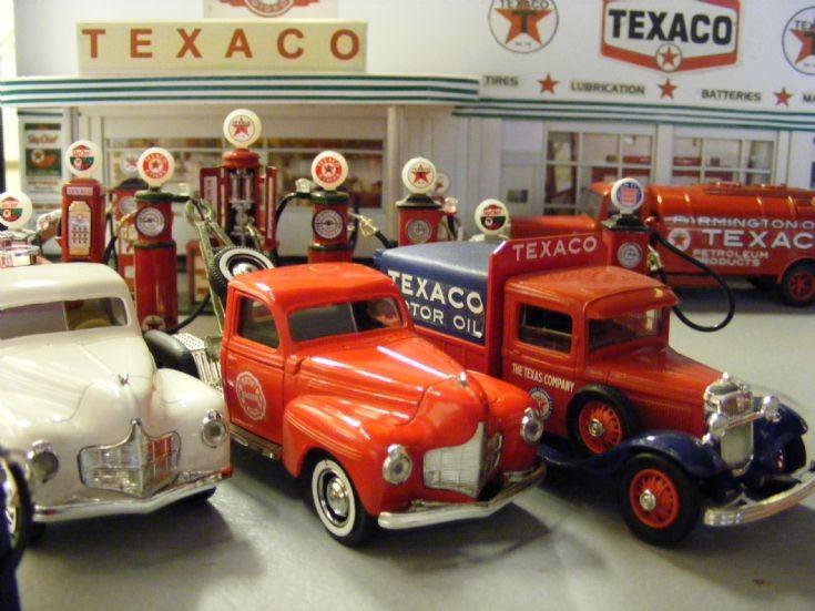 Museum - Petrol & Oil