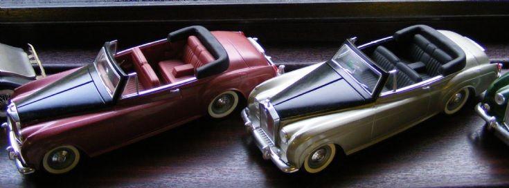 Solido - Rolls Royce & Bentley