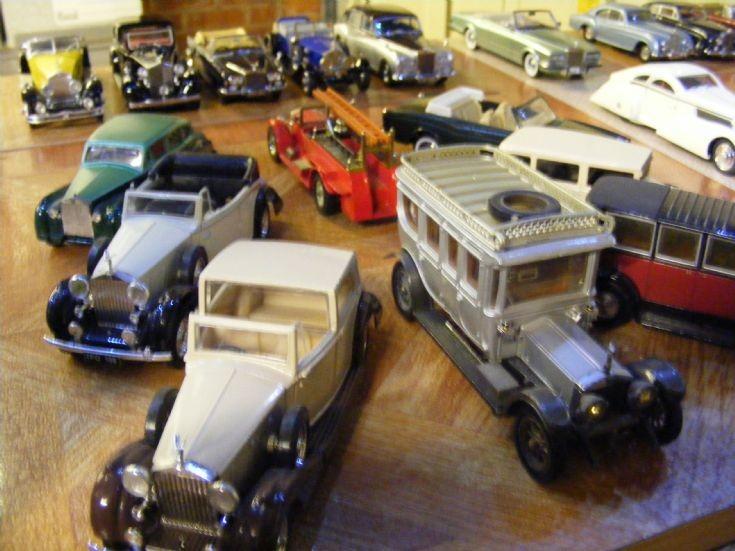 Museum - Rolls Royce/Bentley