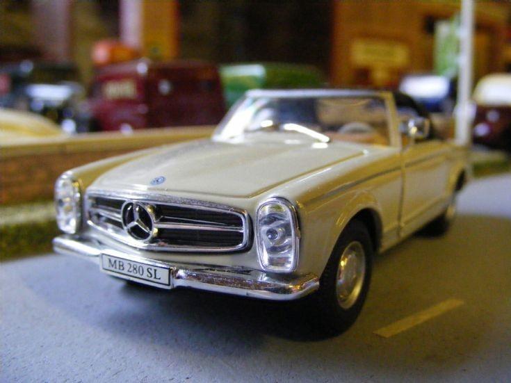 Cararama - Mercedes Benz