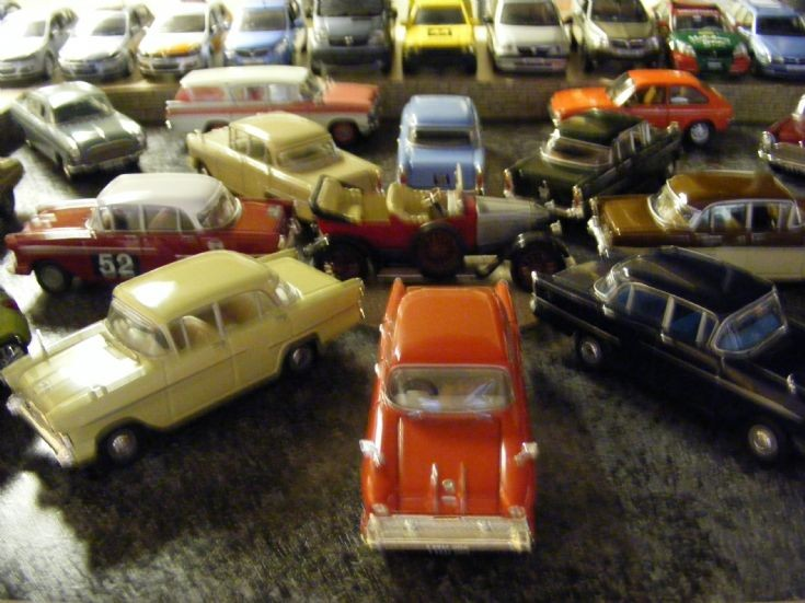 Museum Display - Vauxhall