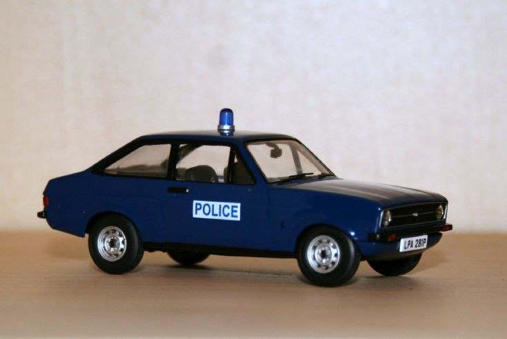 Vanguards 1/43 Ford Escort mk.II
