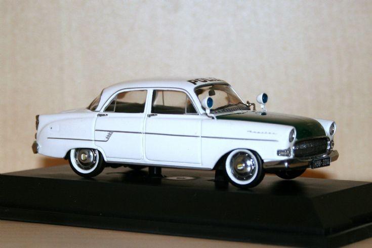 Schuco 1/43 Opel Kapitan