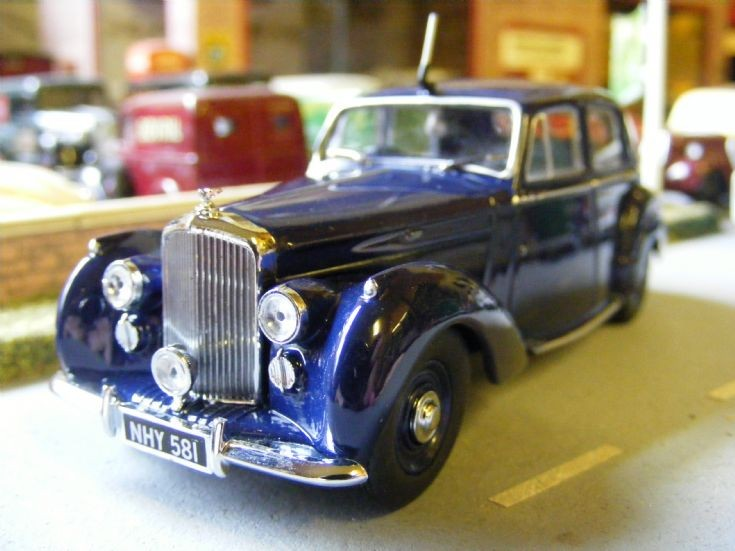 Oxford Diecast - Bentley