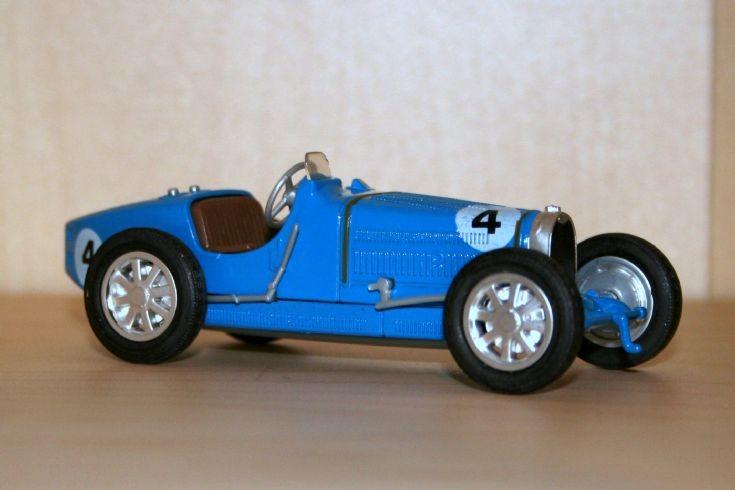 Matchbox MOY 1/48 Bugatti Type 51