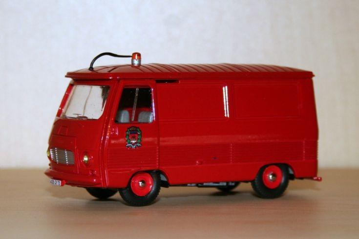 Atlas Dinky Toys 1/43 Peugeot J7