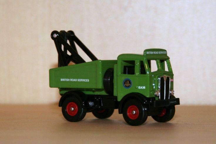 Corgi Trackside 1/76 AEC Mandator BRS