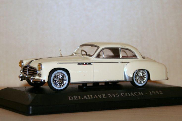 Altaya 1/43 Delahaye 235 Coach