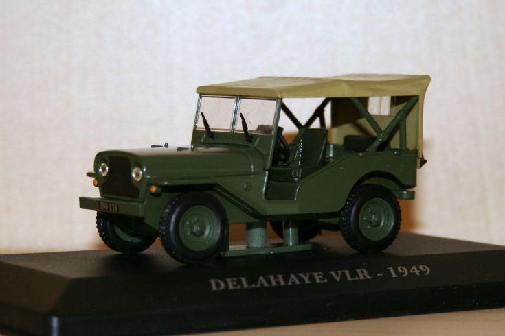 Altaya 1/43 Delahaye VLR
