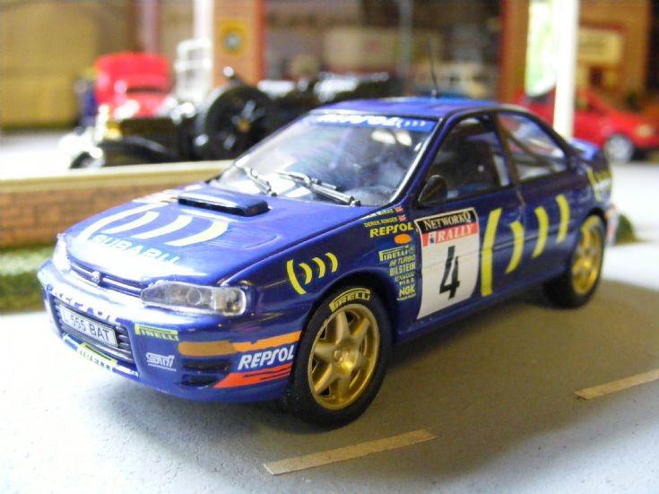 Trofeu - Subaru