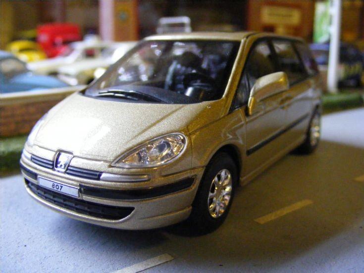 Cararama - Peugeot