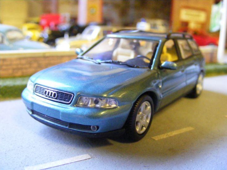 Minichamps - Audi