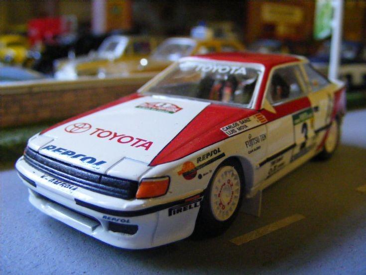 Trofeu - Toyota