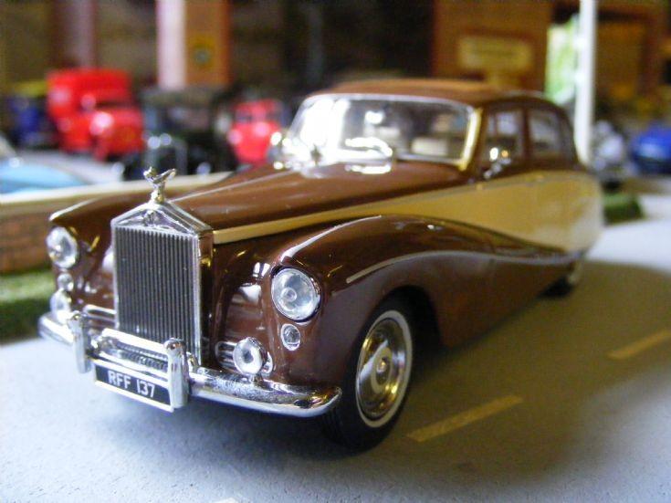 Oxford Diecast - Rolls Royce