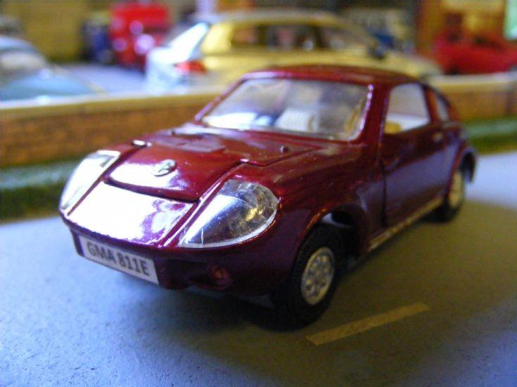 Corgi Toys - Marcos
