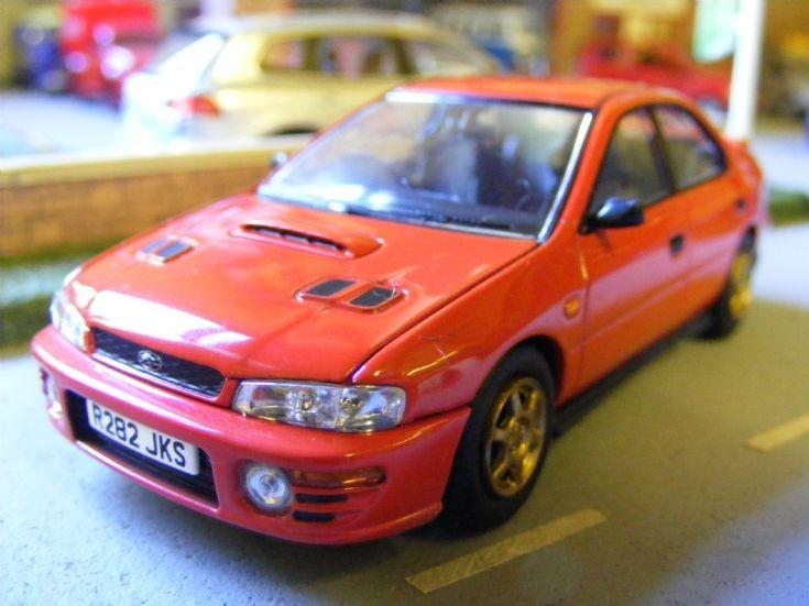 Corgi/Vanguards - Subaru