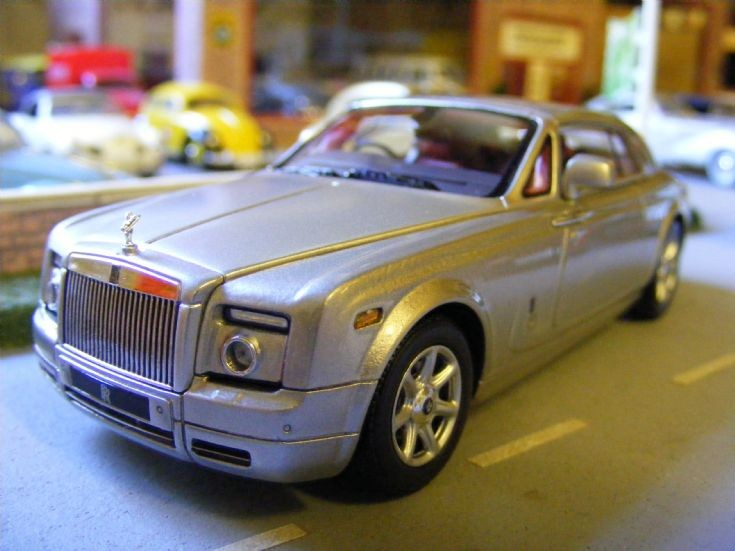 True Scale Models - Rolls Royce