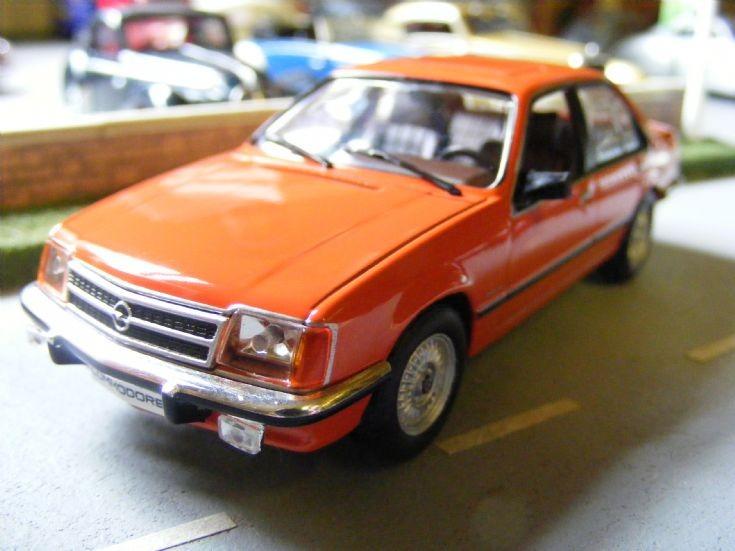 Altaya/IXO - Opel