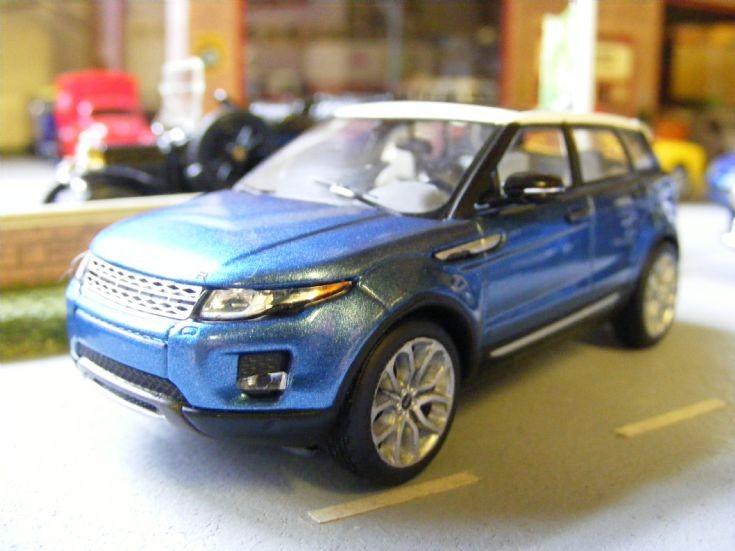 IXO - Range Rover