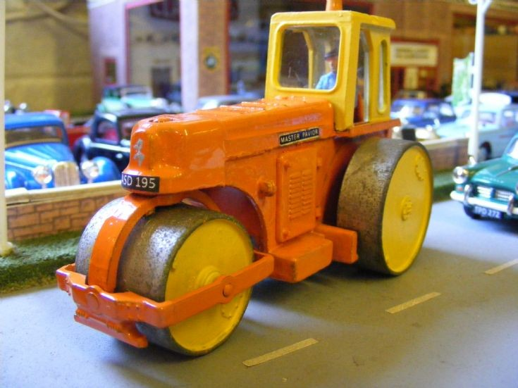 Dinky Toys - Aveling Barford
