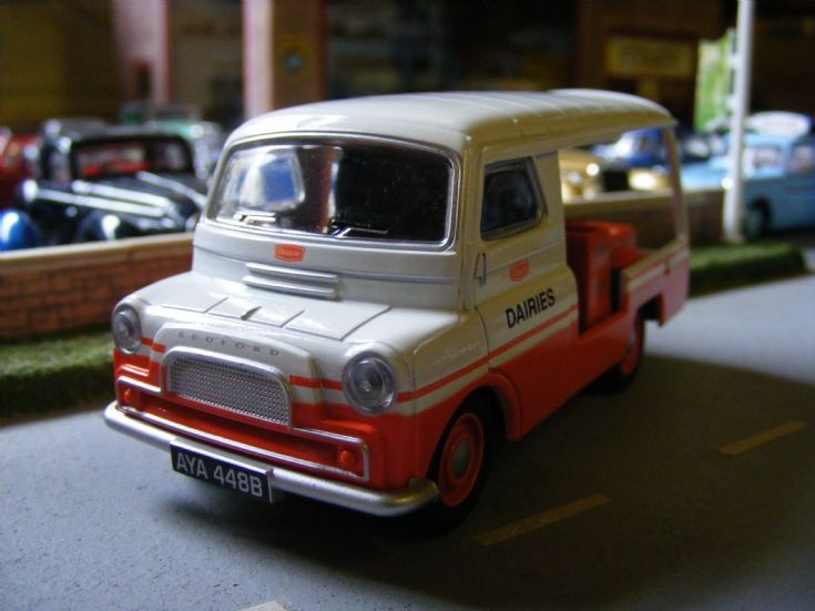Oxford Diecast - Bedford