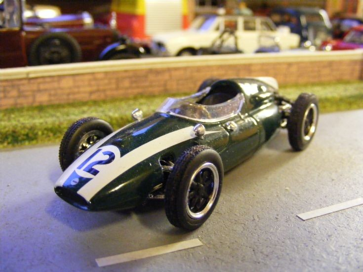 RBA Collectables - Cooper Climax