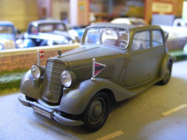 VitessMercedes Benz