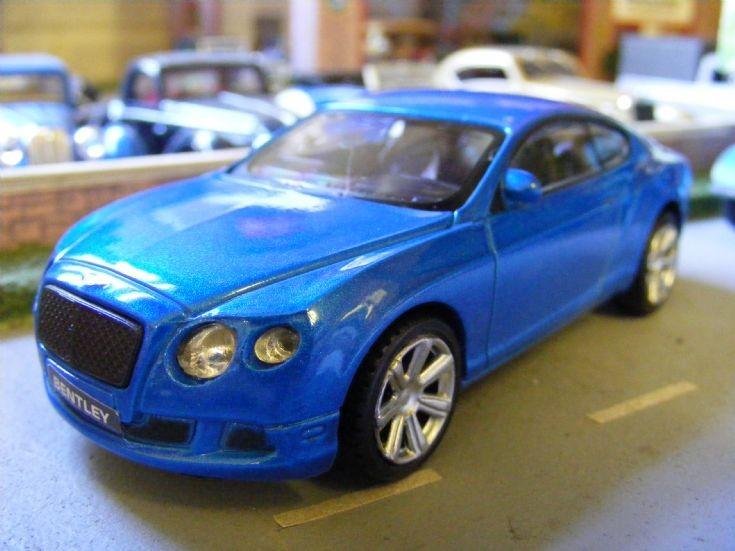 Top Mark - Bentley