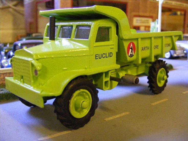 Dinky Toys - Euclid