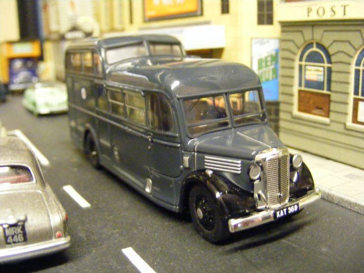 Oxford Diecast - Commer