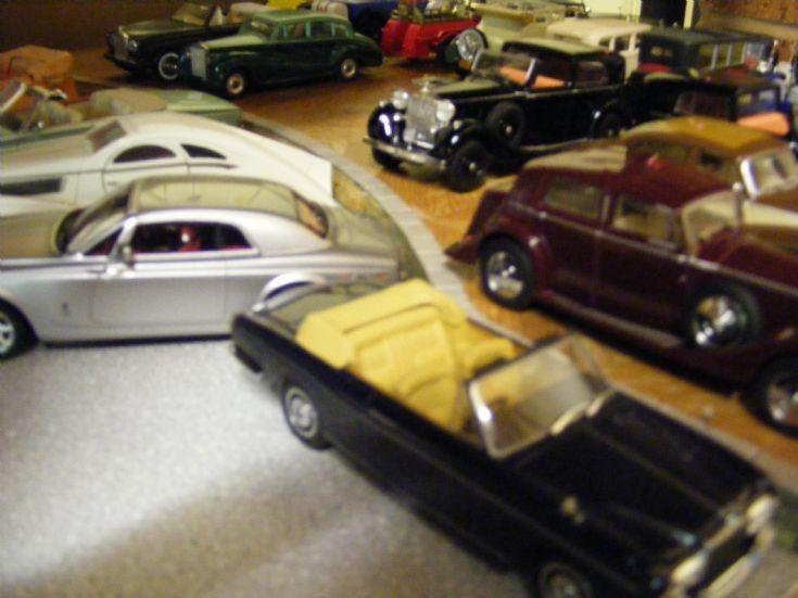 Museum - Rolls Royce Display