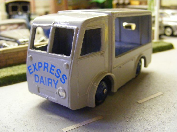 Dinky Toys - Smith's/NCB