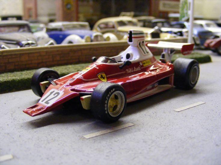 Altaya/IXO - Ferrari