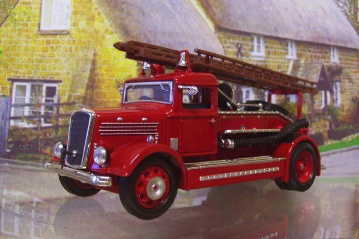 1930's Dennis Light Four Pump.