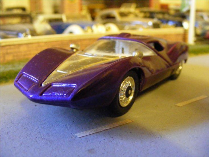 Corgi Toys - Chevrolet
