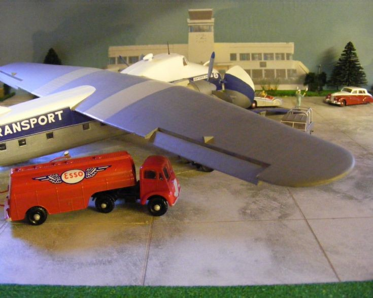 Diorama - Air Ferry
