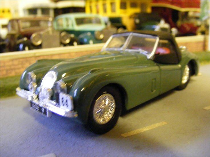 Corgi Classics - Jaguar