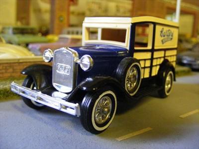 Matchbox MOY - Ford