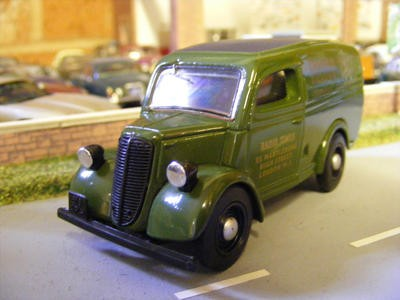 Matchbox/Dinky - Ford
