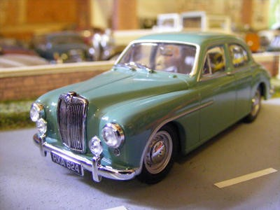 Oxford Diecast - MG