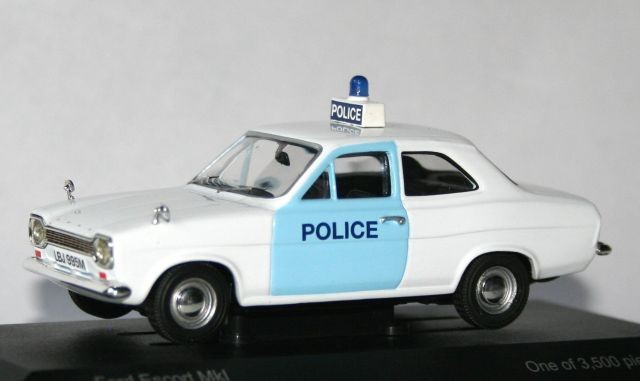 Vanguards 1/43 Ford Escort mk,I 1300GT