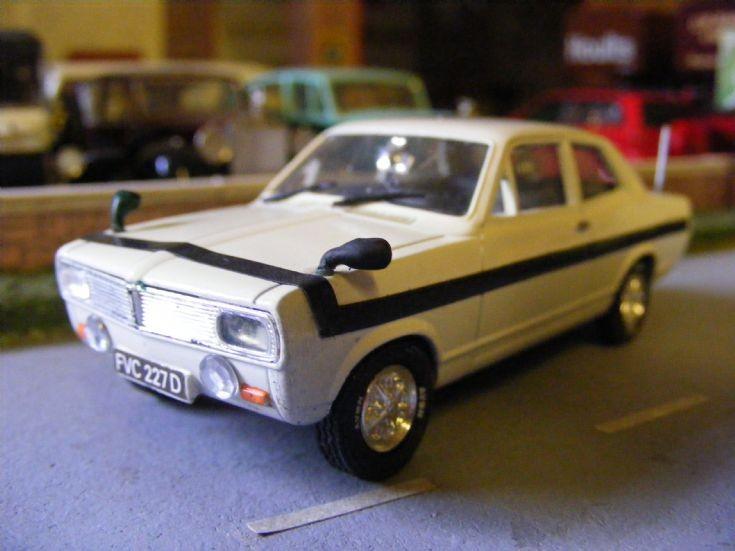 Corgi/Vanguards - Vauxhall