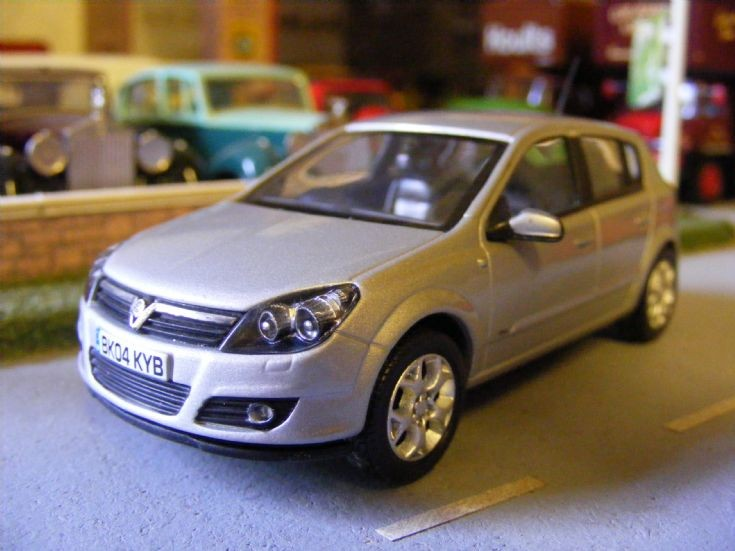 Vanguards - Vauxhall