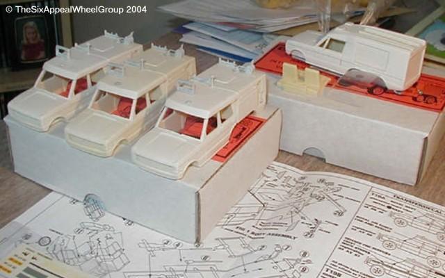 RSH Fire Model Newcastle Commando &TACR2's