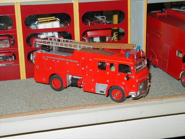 John Lloyd Commer Appliances - Bucks Fire Brigade