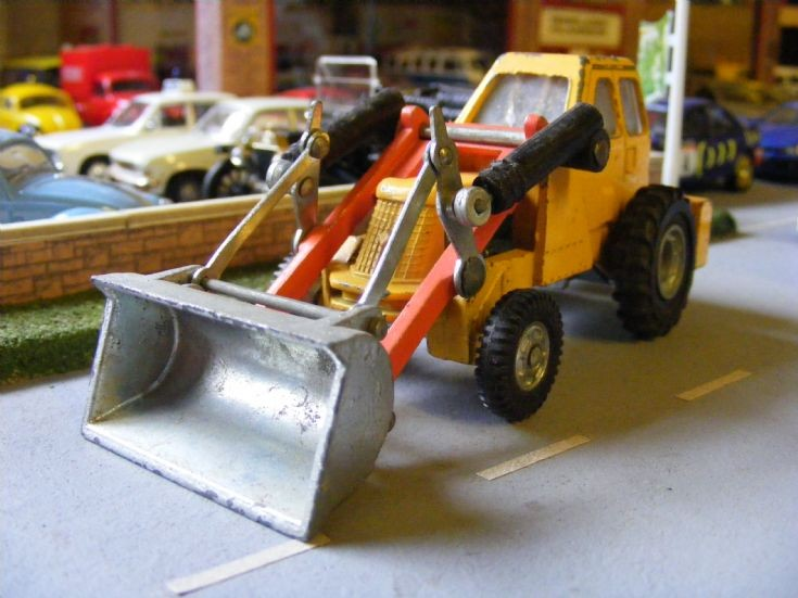 Dinky Toys - Muir Hill