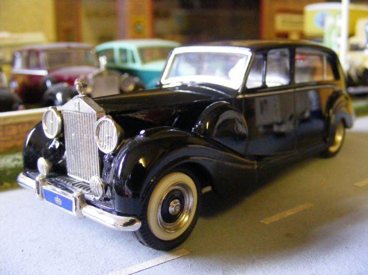 Rex Toys - Rolls Royce