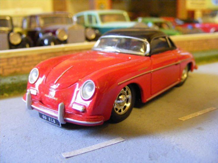 Corgi Classics - Porsche