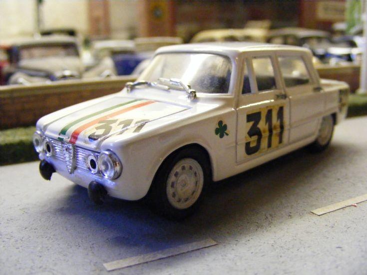 Progetto - Alfa Romeo
